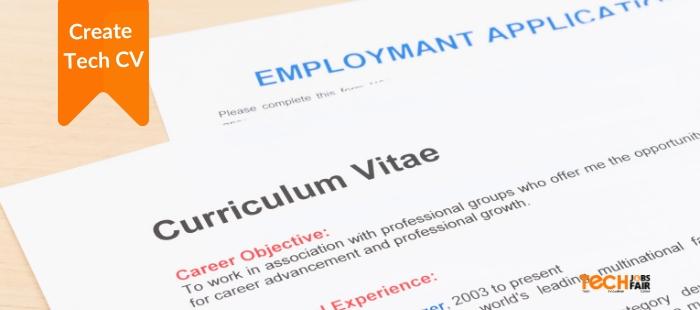 How can I create a Tech CV?