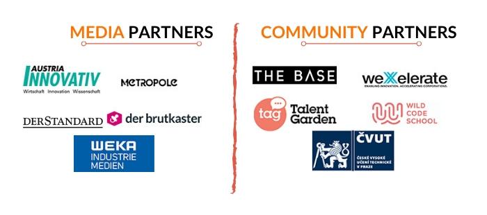 First Partners Attending – Tech Job Fair Vienna 2020