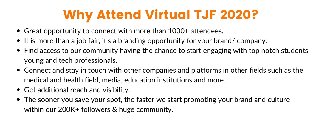 Why Attend Virtual TJF 2020