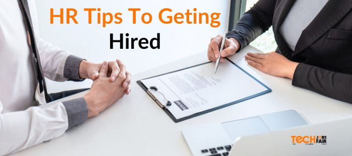 HR tips to increase your chances of getting hired