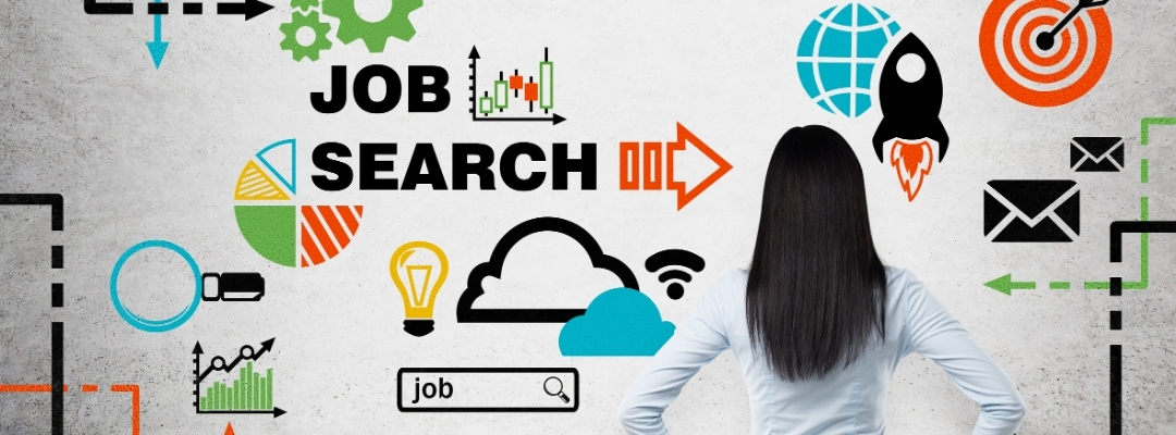Keep Job Search Continue During Pandemic