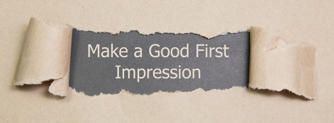 introduce yourself with First Impression