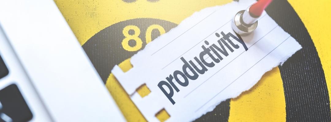 10 Excellent Productivity Tricks