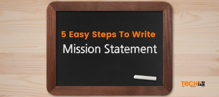 5 Easy Steps To Mission Statement Like a Pro