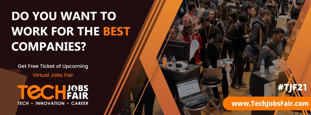Build your Personal branding at Tech Jobs Fair