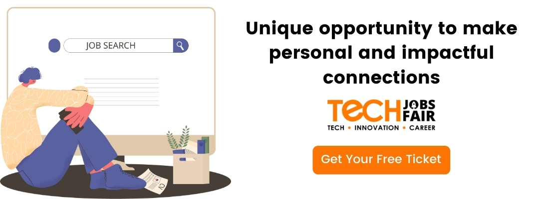 Find Work at Tech Jobs Fair