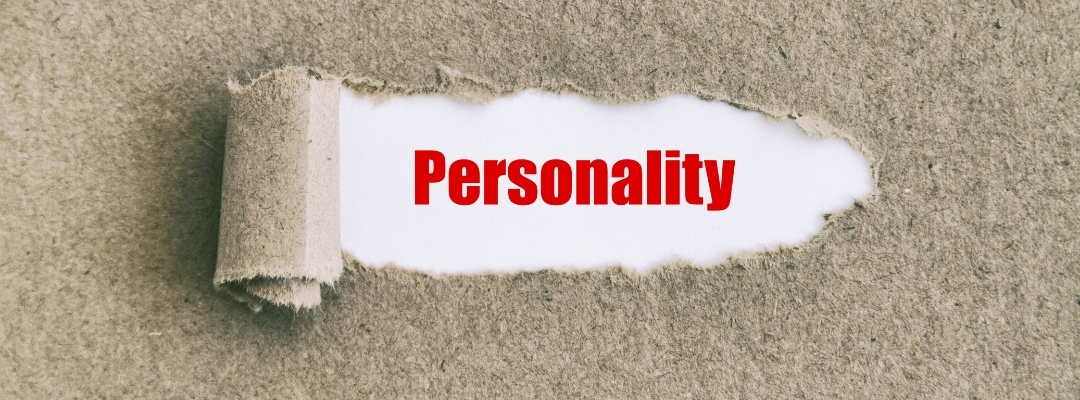build a conscientious personality