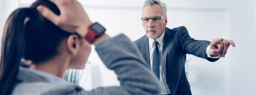 How to deal with tough bosses