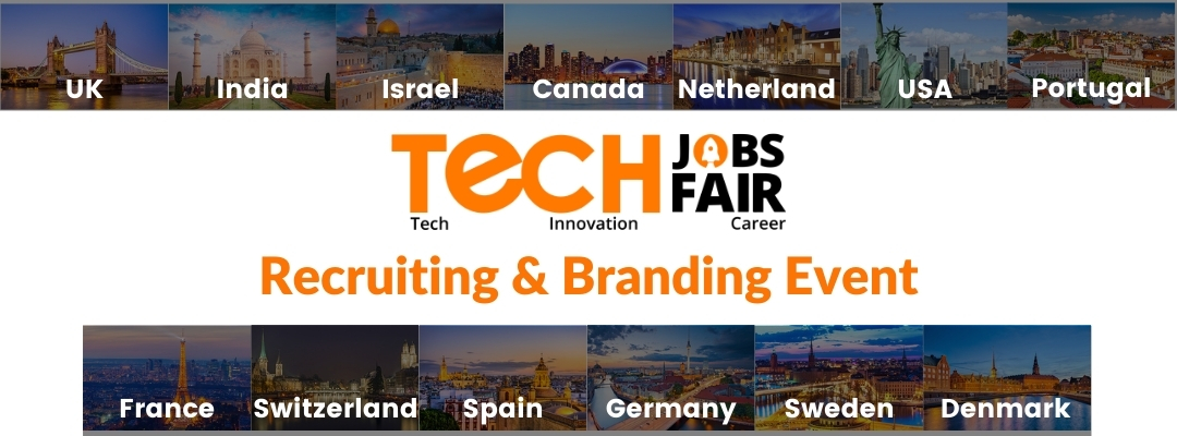 Succeed Your Professional Life with Tech Jobs Fair